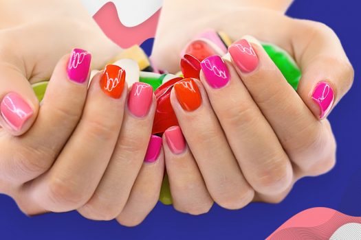 Funk-it-Up: These Nail Art Trends will give you a Sugar-Rush.