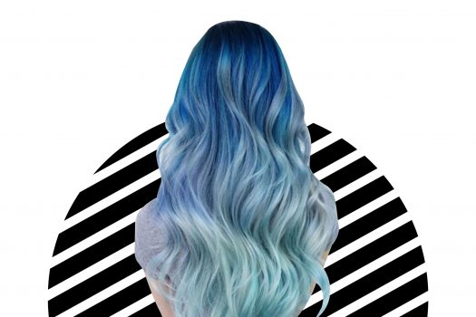Here is the most trending Balayage right now and its not Gold or Brown!