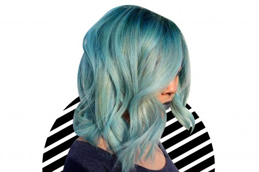 5 most trending ways to rock BLUE hair dye!
