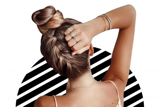 MASTER THE TOP KNOT FOR THE SUMMER